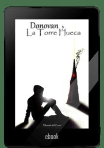 portada ebooks Donovan y La Torre Hueca