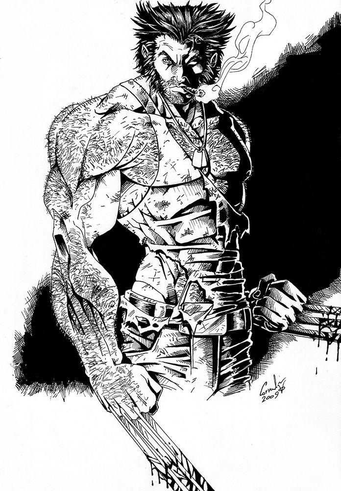 Personaje Logan